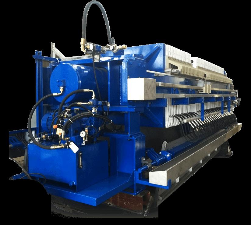 Filter press machine manufacturer